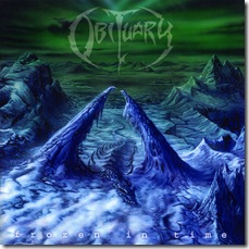 Obituary - Frozen In Time - Frontal
