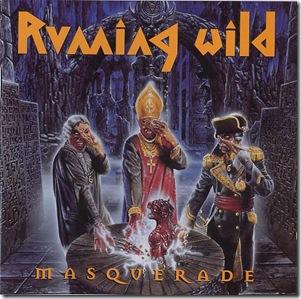 Running Wild 1995 - Masqueradef