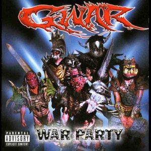 Gwar War Party--f