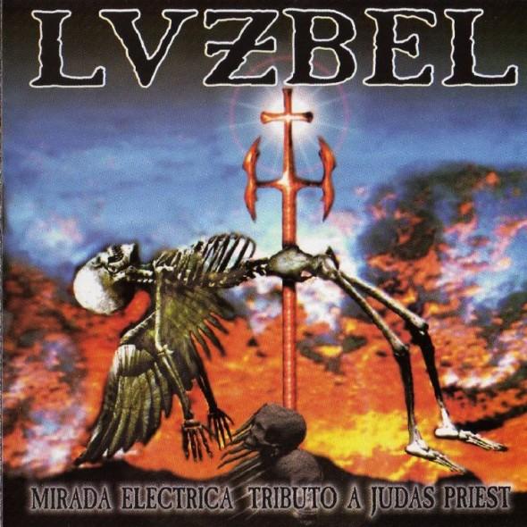Lvzbel - Mirada Electrica - Tributo a Judas Priest (front)