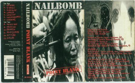 Nailbomb portada