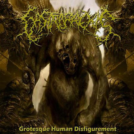 grotesque human disfigurement