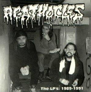 Agathocles_The_LP's_-_1989-1991_front